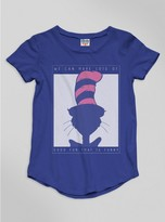 Junk Food Clothing Kids Girls The Cat In The Hat Tee-reef-xs