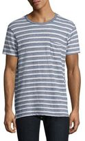 Sol Angeles Stitch Striped Tee