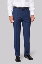 Savoy Taylors Guild Regular Fit French Blue Pants