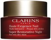 Clarins Super Restorative Night - Dry Skin 50ml