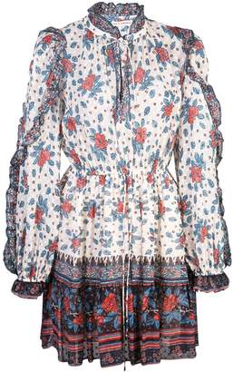 Ulla Johnson floral day dress