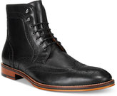 Johnston & Murphy Men's Conard Wingtip Boots