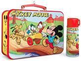 Hallmark Disney's Mickey Mouse & Friends Lunchbox & Thermos 2017 Keepsake Christmas Ornament 2-piece Set