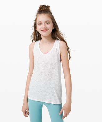 Lululemon Knot Stopping Tank - Girls
