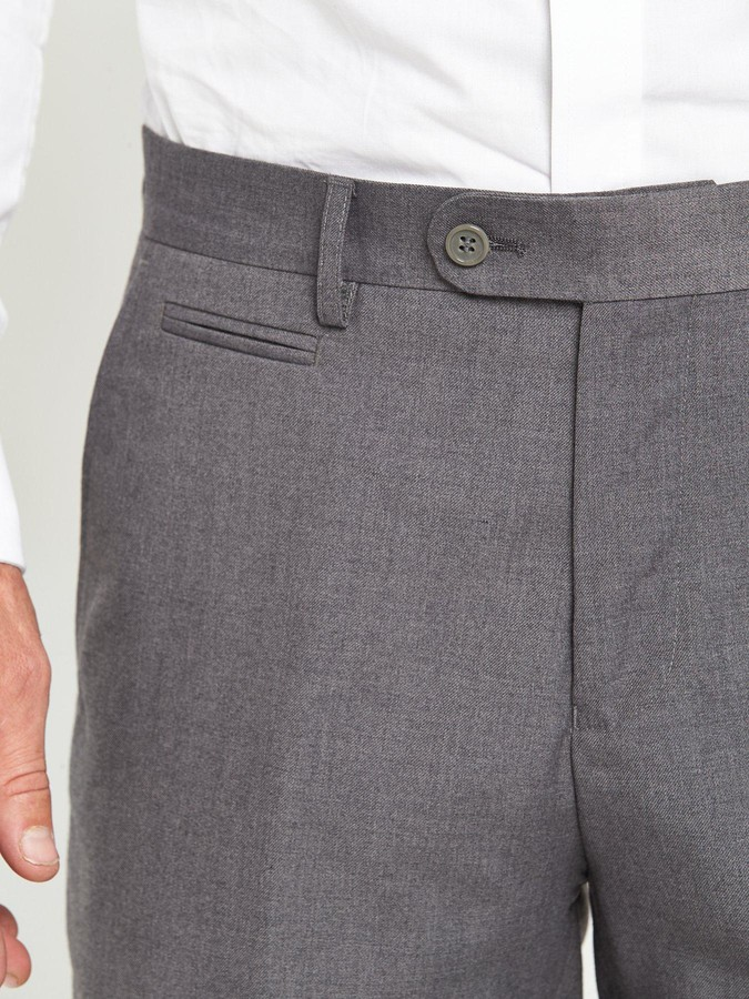 Thumbnail for your product : Skopes Madrid Slim Trouser - Grey