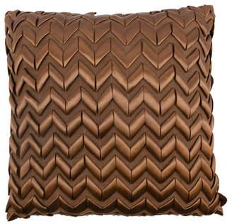 American Heritage Textiles Decorative Ribbon Pillow