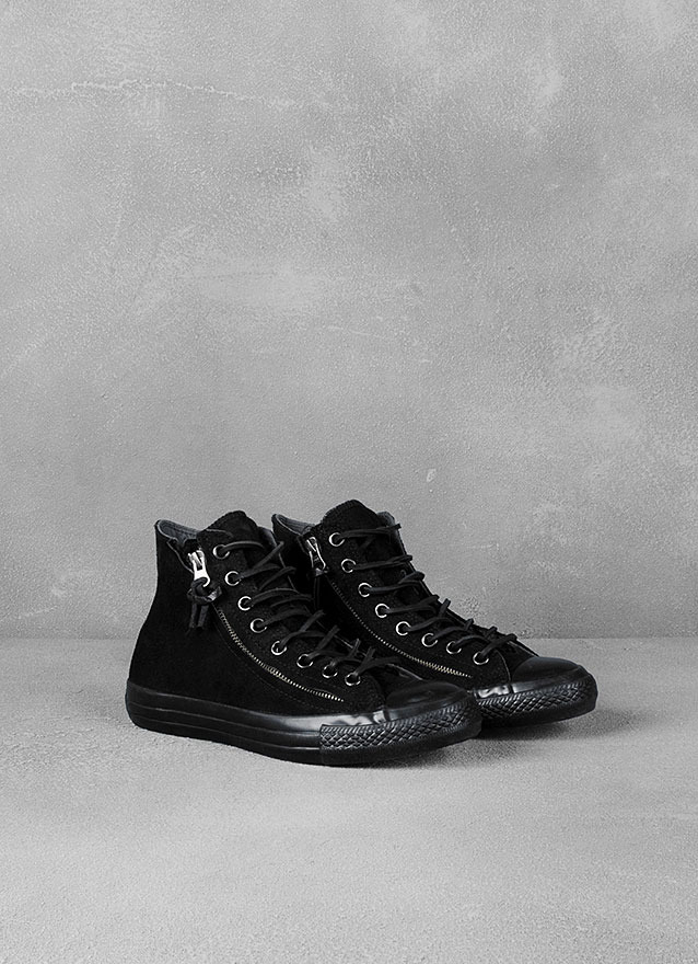 Converse Chuck Taylor Double Zip High-Top