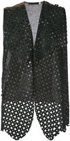 Cutuli Cult embroidered gilet