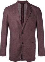 Ermenegildo Zegna woven blazer - men - Silk/Linen/Flax/Cupro/Wool - 48