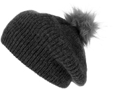 Accessorize Knitted Pom Beret