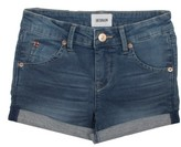 Hudson Toddler Girl's Collin Roll Cuff Denim Shorts