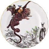 Christian Lacroix Reveries Set Of 4 Porcelain Bread Plates