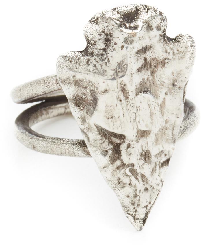 Pamela Love Mini Arrowhead Ring