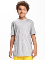 Old Navy Go-Dry Crew-Neck Tee for Boys