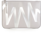 Christopher Kane Taped leather pouch