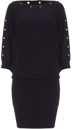 Phase Eight Becca Eyelet Knit Dress