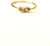 Bijouterie Jewelry Bijouterie Infinity Knot Ring in Gold