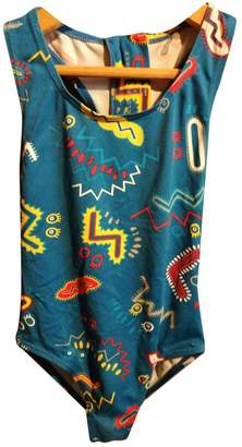 Stella McCartney Stella Mc Cartney Blue Polyester Shorts