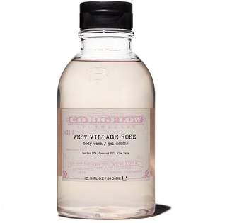 C.O. Bigelow West Village Rose Body Wash 10.5 oz.