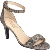 Aerosoles Women's Laminate Ankle Strap Sandal