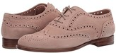 Church's Burwood 7 Oxford (Blush Suede) Women's Lace up casual Shoes