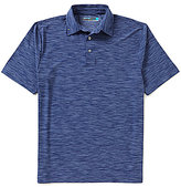 Roundtree & Yorke Performance Short-Sleeve InnoMotion Solid Polo