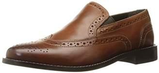 Nunn Bush Men's Norris Wingtip Double Gore Slip-On Loafer