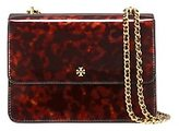 Tory Burch Robinson Tortoise Convertible Shoulder Bag
