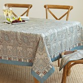 Williams-Sonoma Printed Paisley Tablecloths