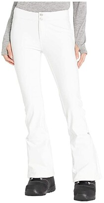 Obermeyer The Bond Pants (White) Women's Casual Pants