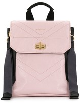 Givenchy mini ID backpack