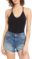 Obey Women's Strappy Back Bodysuit