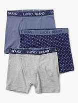 Lucky Brand 3 Pack Boxer Brief