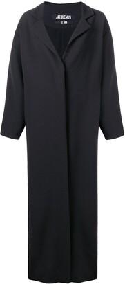 Jacquemus Long Overcoat