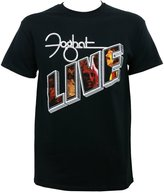 Impact Foghat - Live Mens T-Shirt In