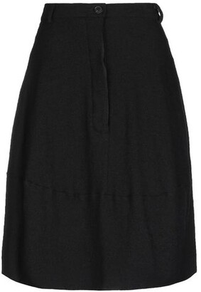Black Label 3/4 length skirt