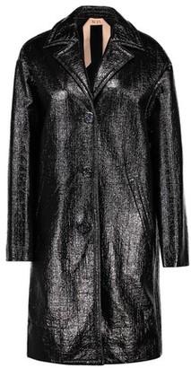 N°21 Cotton-blend coat