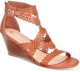 XOXO Satisha Wedge Sandals Women's Shoes