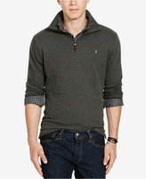 Polo Ralph Lauren Men's Estate Rib Half Zip Sweater