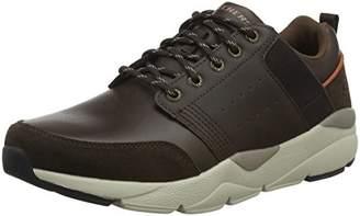 Skechers Men's Recent-MEROSO Trainers, Grey Charcoal, 10 (45 EU)