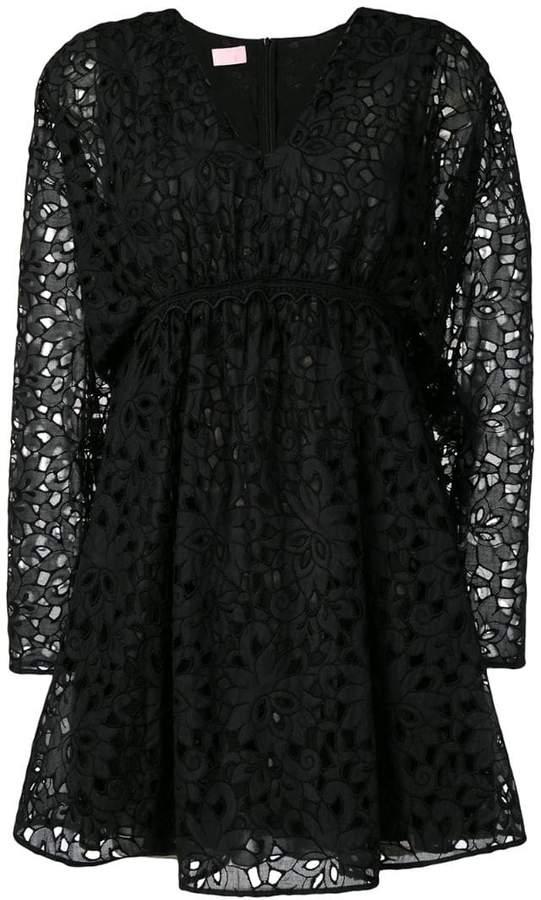 ec339d02b617 Black Babydoll Dresses - ShopStyle