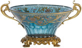 Bradburn Gallery Home 11 Rochelle Bowl, Blue