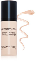 Sunday Riley Effortless Breathable Tinted Primer - Light