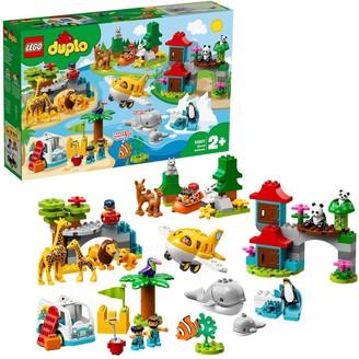 Lego 10907 World Animals Toddlers Toys