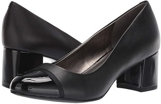 Bandolino Odelia Pump (Black) Women's Shoes