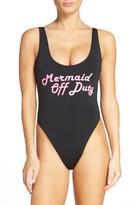 Women's The Bikini Lab Summer Dayz One-Piece Swimsuit