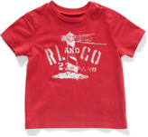 Polo Ralph Lauren Short Sleeve T-Shirt (0-24 Months)