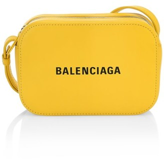 Balenciaga Extra-Small Everyday Leather Camera Bag