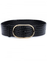 Stella McCartney pebbled belt
