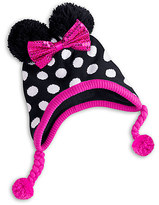 Disney Minnie Mouse Clubhouse Knitted Hat for Kids - Personalizable